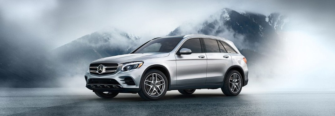 Media and Safety Technology Features in the 2019 Mercedes-Benz GLC