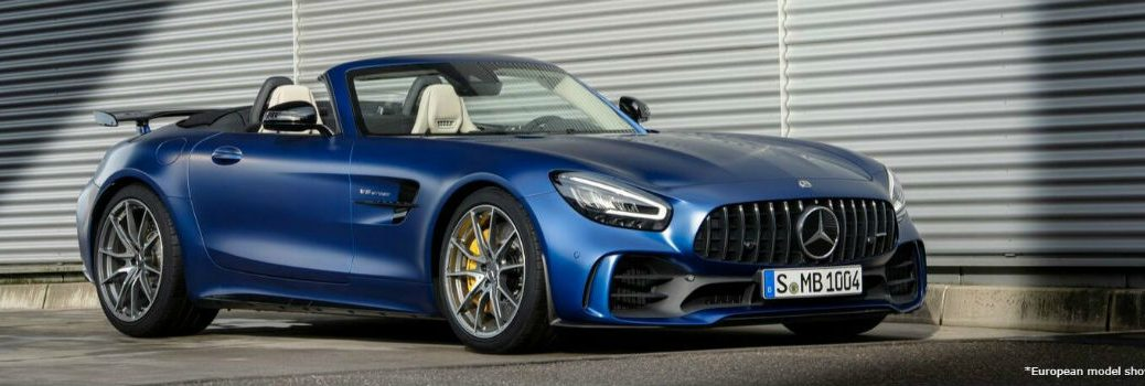 2020 MB AMG GT exterior profile
