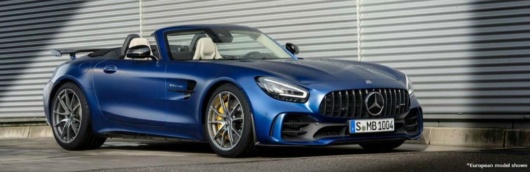 What's under the hood of the 2020 AMG® GT Roadster?