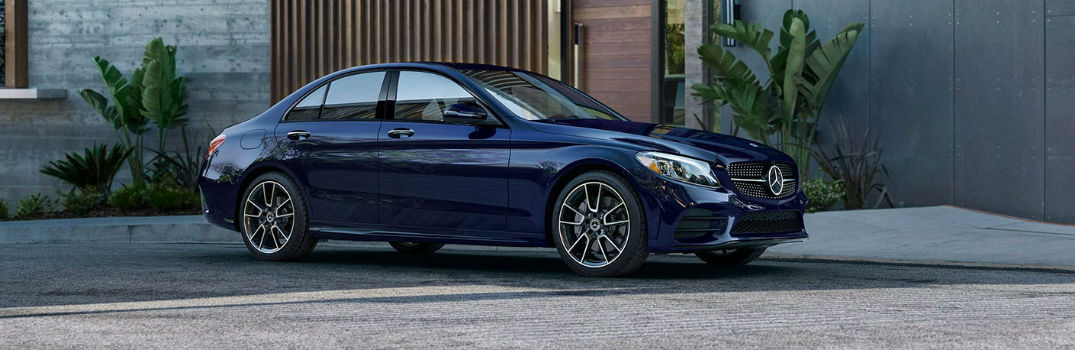 Engine options and highlights in the 2020 C-Class