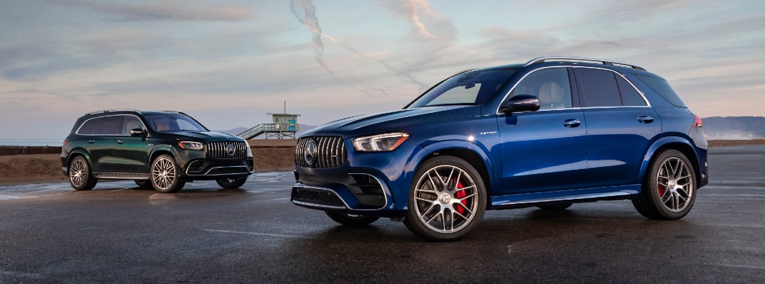Take a look at these new 2021 Mercedes-Benz SUV commercials
