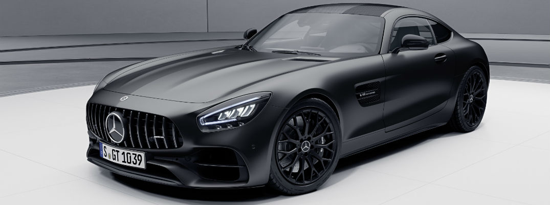 You will definitely see the 2021 GT Stealth Edition coming