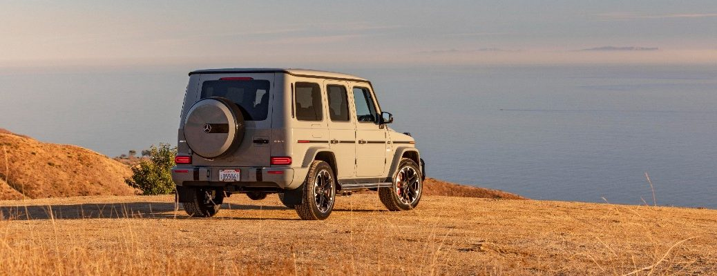 A photo of the 2021 Mercedes-AMG® G 63.