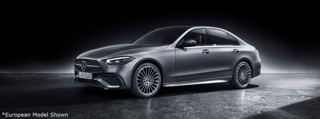 Mercedes-Benz teases updated C-Class Sedan for 2022 launch date