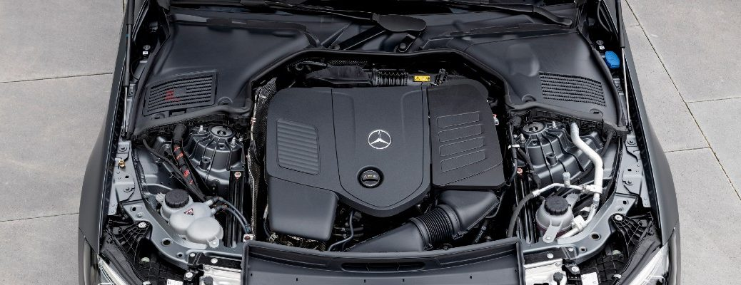 Mercedes-Benz engines are precision-built machines that require specific care.