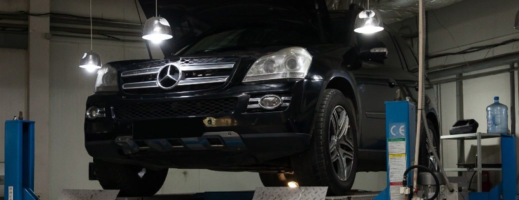 Only trust servicing your Mercedes-Benz to anyone but certified experts.