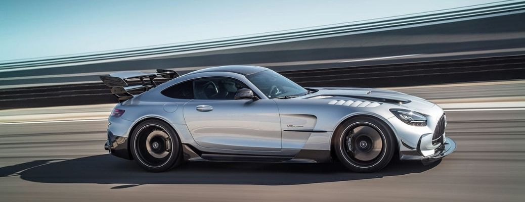 2021 Mercedes-AMG GT Black Series Right Side View
