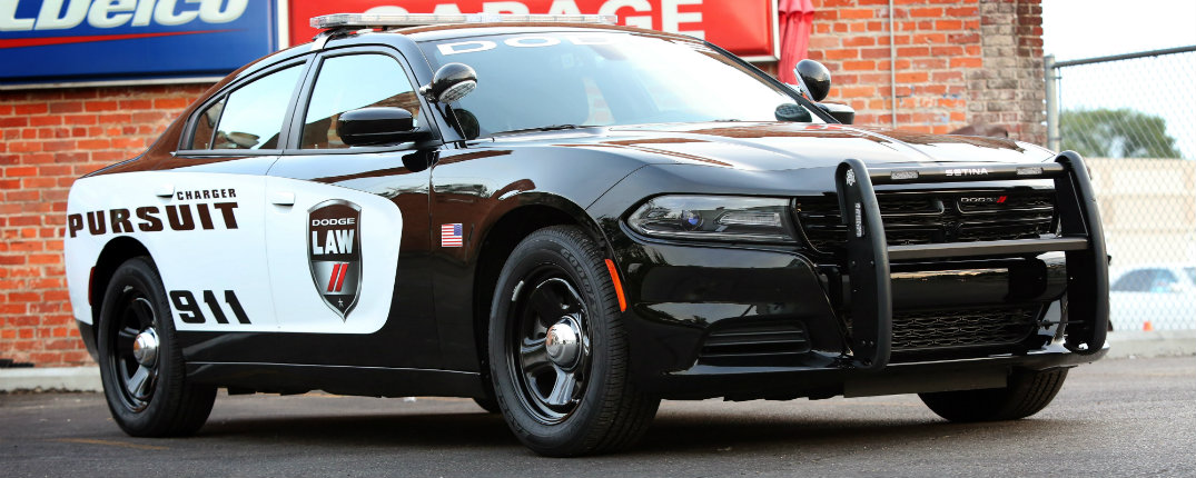 Dodge Charger Police Car >> Police Cars No Longer Need The Laptop