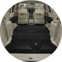 2017 Chrysler Pacifica Stow N Go Seating