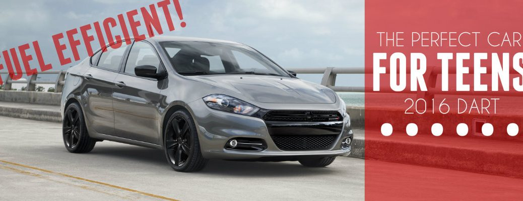 2016 Dodge Dart Rated Great for Teen Drivers
