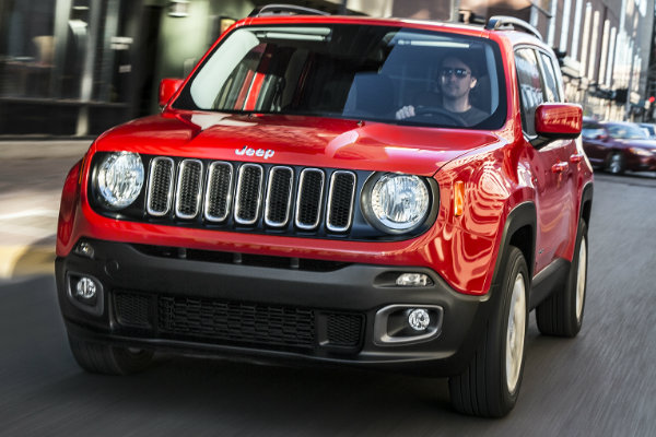 Red Jeep Renegade for Sale Milwaukee WI