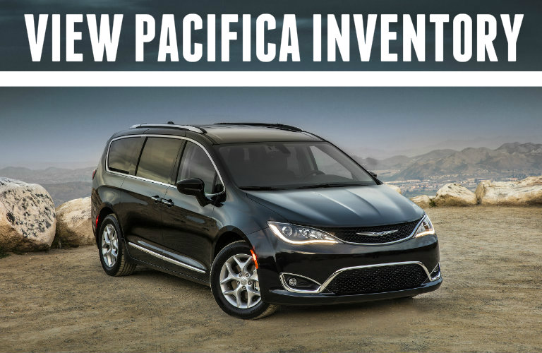 The Pacifica Also Has A Standard Interior Vacuum System For Easy Clean Ups And Voice Activated Navigation To Get You Where Need Go With More