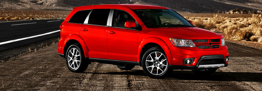 Dodge Journey Gas Mileage >> 2017 Dodge Journey Fuel Economy And Performance