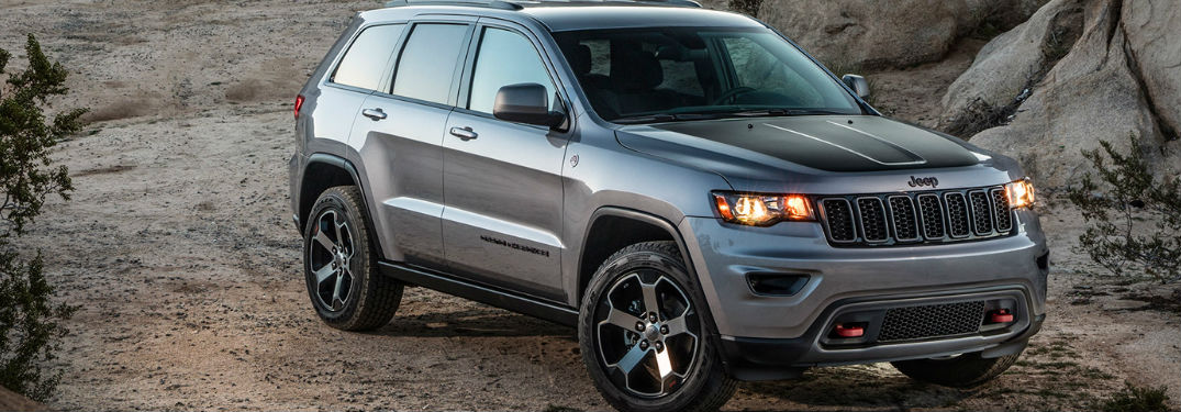 2017 Jeep Grand Cherokee recommended tire pressure