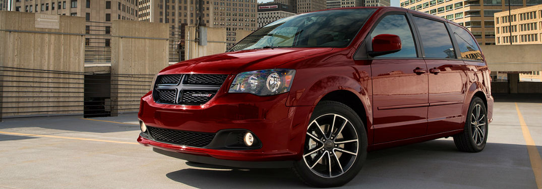 2017 Dodge Grand Caravan >> 2017 Dodge Grand Caravan Interior Features