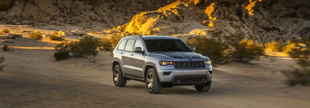 Dodge Journey Gas Mileage >> 2017 Jeep Grand Cherokee fuel economy