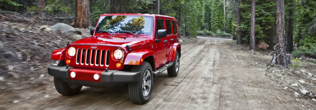 Which Jeep model is the most spacious?