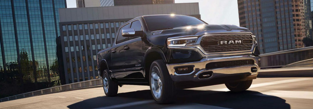 How powerful is the 2019 Ram 1500?