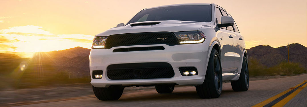 2018 Dodge Durango has more power with Mopar Performance Parts
