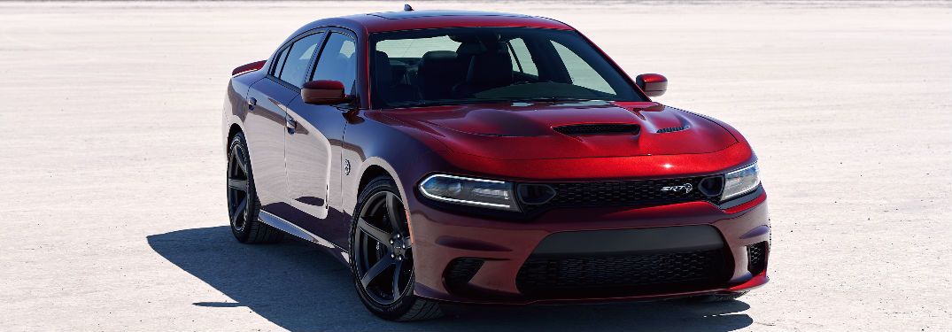 All-New Technology ramps up the Charger SRT Hellcat's Performance