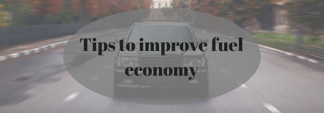 How can I improve my car's fuel economy this summer?