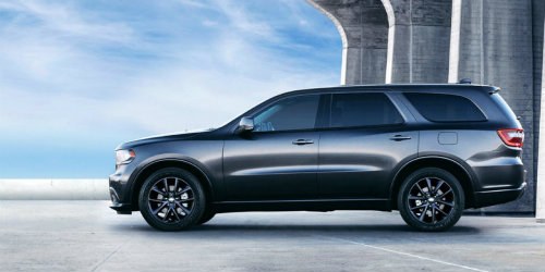 2019 Dodge Durango R/T in profile view