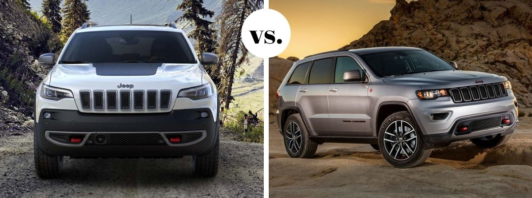 How do Jeep's mid-size SUVs compare?
