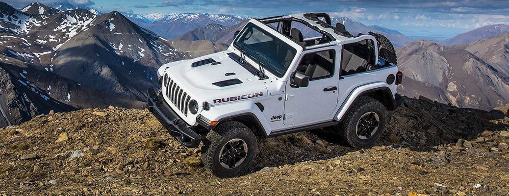 What engine options will the 2020 Jeep Wrangler have?