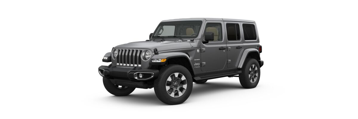 2019 Jeep Wrangler in Granite Crystal Metallic
