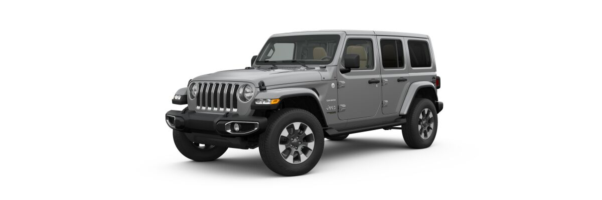 2019 Jeep Wrangler in Sting Gray