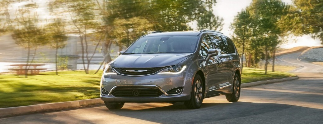 Is the Chrysler Pacifica a powerful minivan?
