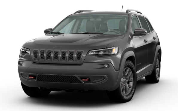 2020 Jeep Cherokee in Granite Crystal Metallic