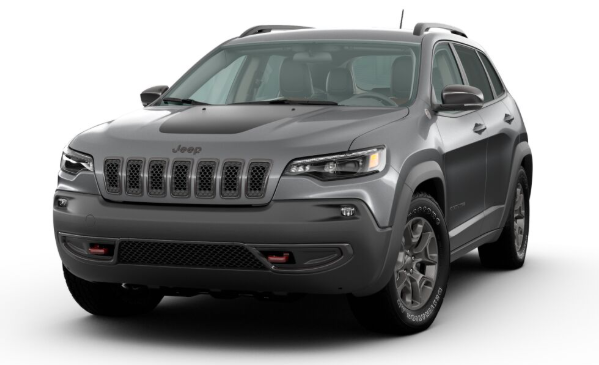 2020 Jeep Cherokee in Billet Metallic