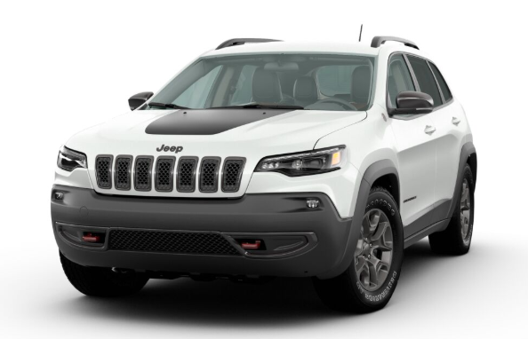 2020 Jeep Cherokee in Bright White