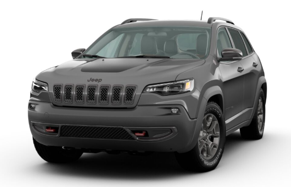 2020 Jeep Cherokee in Sting-Grey