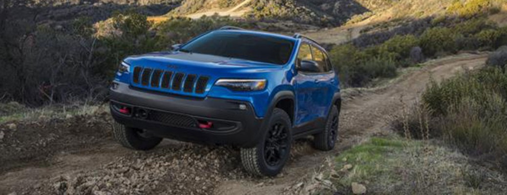 What's new with the 2020 Jeep Cherokee?