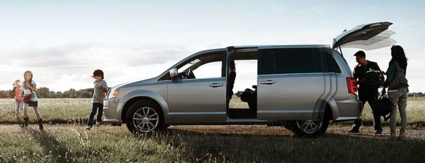 How Spacious And Comfortable Is The Interior Of The 2019 Dodge Grand Caravan