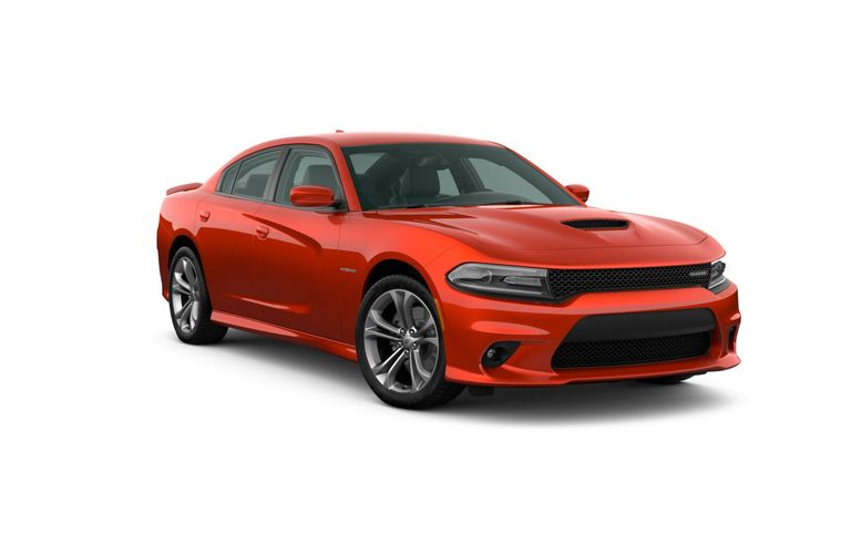 2020 Dodge Charger Go Mango Exterior Color Option