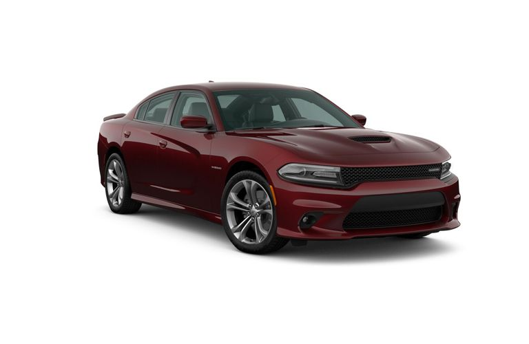 2020 Dodge Charger Octane Red Exterior Color Option