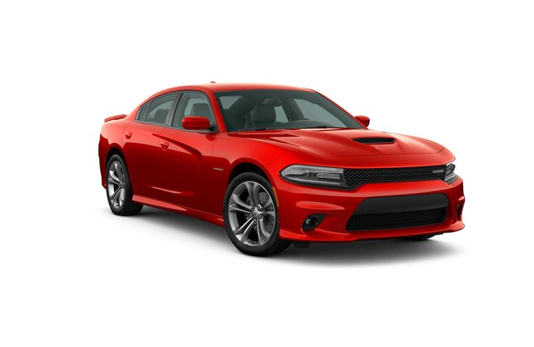 2020 Dodge Charger TorRed Exterior Color Option