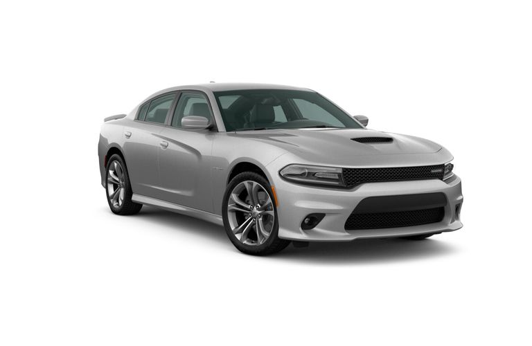 2020 Dodge Charger Triple Nickel Exterior Color Option