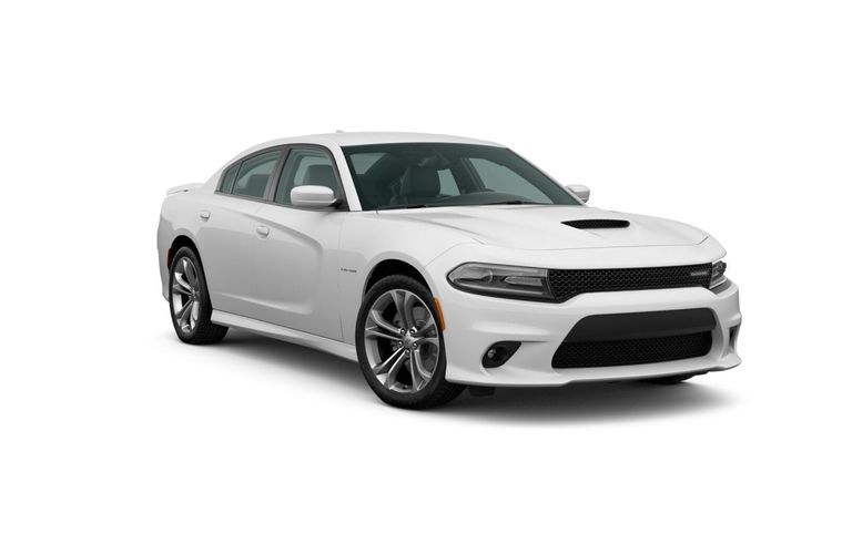 2020 Dodge Charger White Knuckle Exterior Color Option