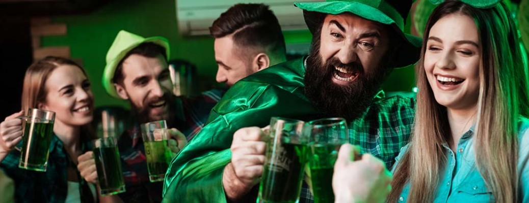 What Irish Pubs are Available for Celebrating St. Patrick's Day 2020 Near Janesville?