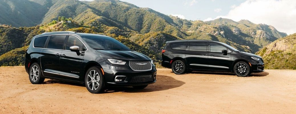 Check Out the 2021 Chrysler Pacifica Reveal Video from the Chicago Auto Show!