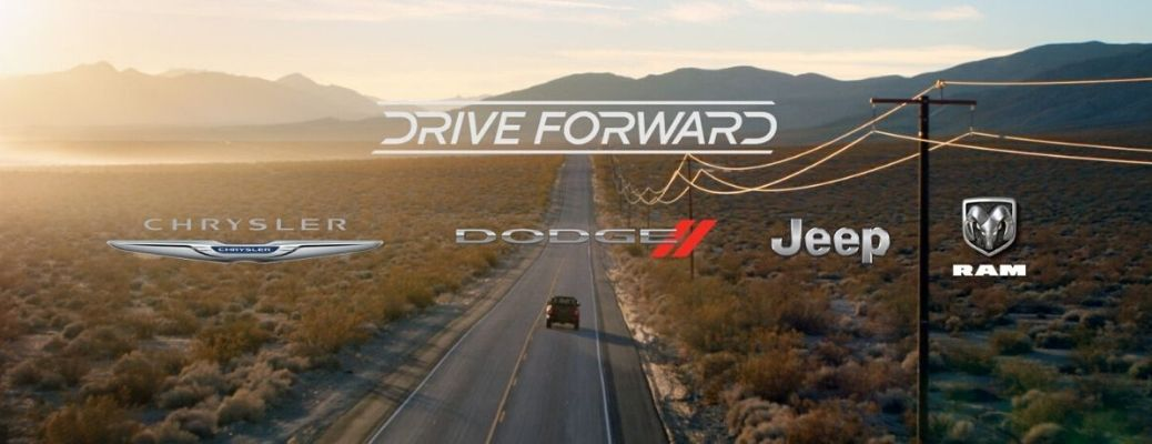 Fiat Chrysler Automobiles Drive Forward Initiative banner