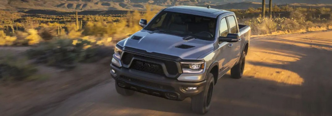 How Powerful is the 2021 Ram 1500 Big Horn Quad Cab truck?