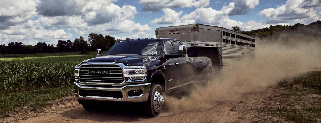2020 Ram 3500 Towing and Payload Specs