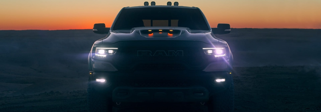 How fast is the 2021 Ram 1500 TRX?