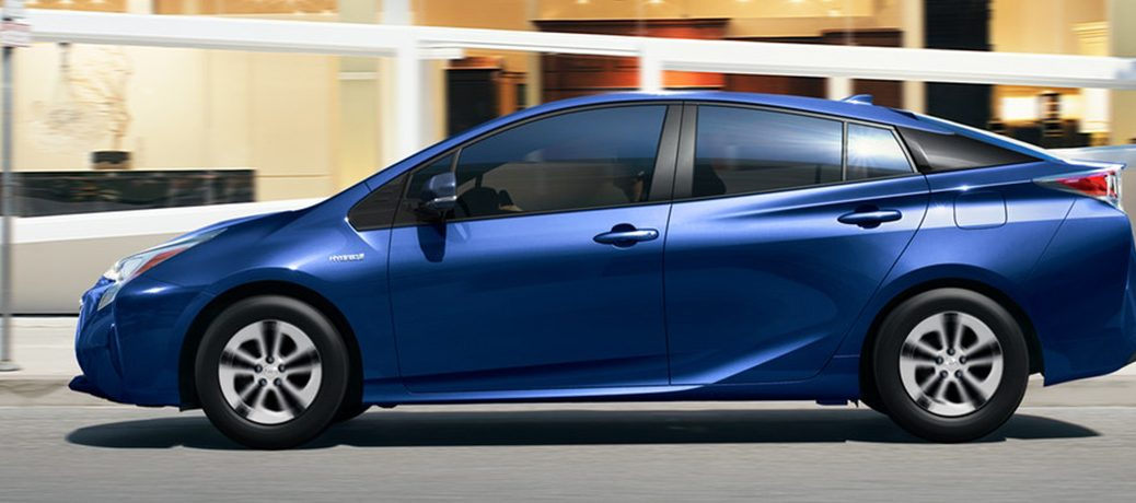 How Far Can the 2018 Toyota Prius Go on a Full Tank? « Hansel Toyota