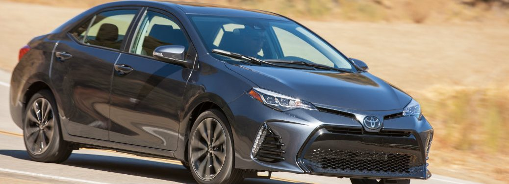 2018 Toyota Corolla Sound System & Entertainment Features